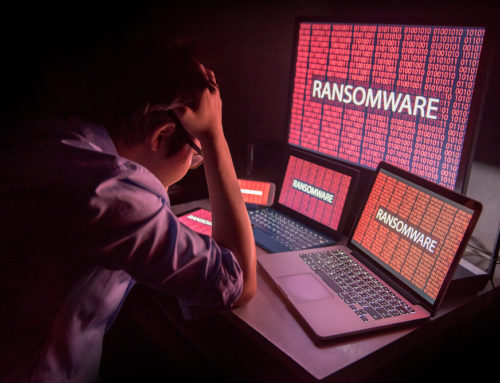 SRM is Your Best Defense Against Ransomware