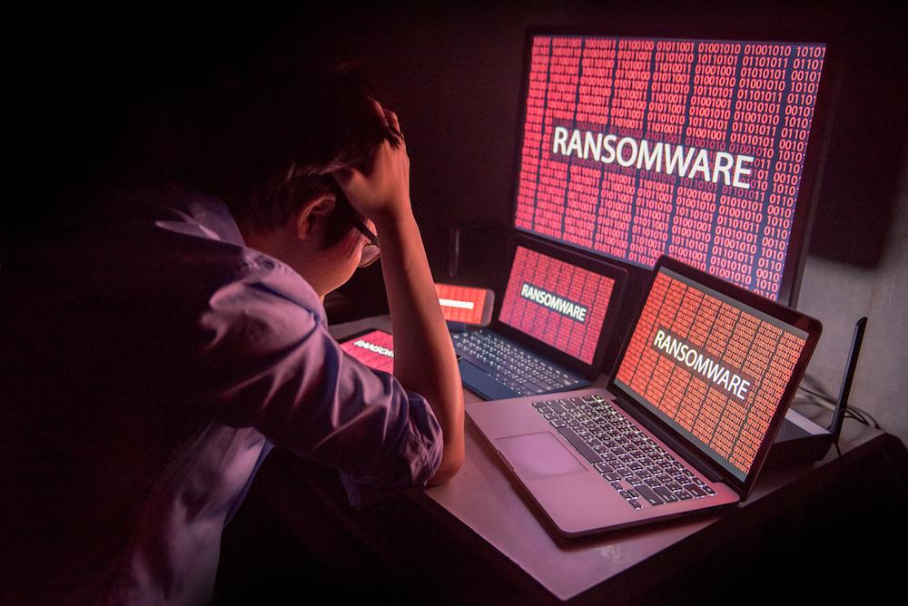 SRM Defense Against Ransomware
