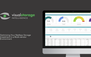 Optimizing NetApp Storage