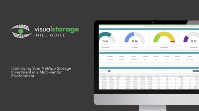 Optimizing NetApp Storage